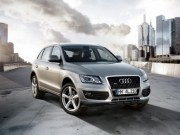 Audi Q5 heads off rivals